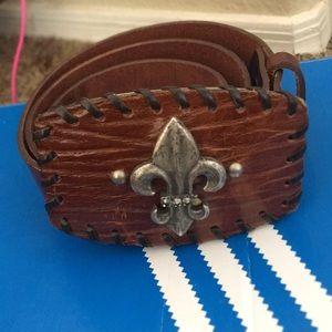 Accessories - Genuine leather belt